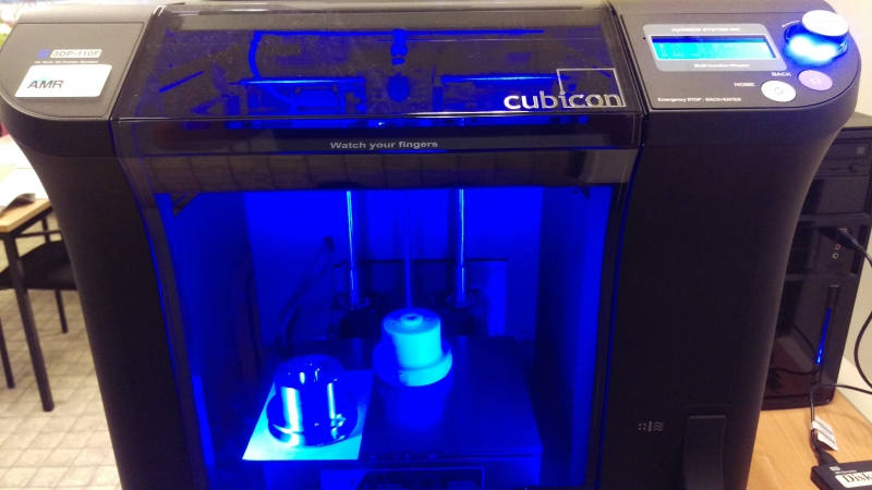 cubicon 3d printer